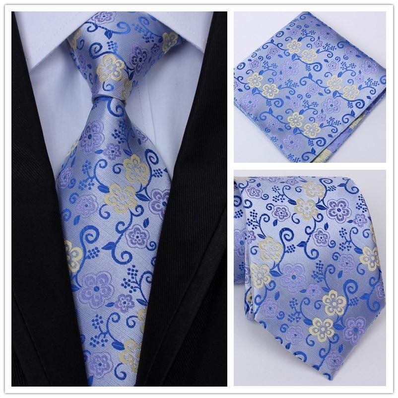 Tie Silk 100/% New Necktie Wedding Floral Paisley Fashion Men/'s free p+p 2 for £3