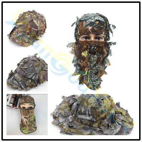 3D Face Mask Mask Jungle Styles Fishing Cycling Outdoor UV Neck Tube Headwear