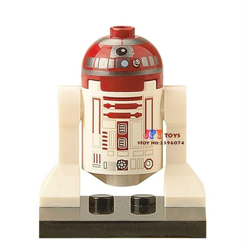 Одна распродажа, супергерой, R4-P17, робот, строительные блоки, модель кирпича, игрушки для детей, brinquedos menino