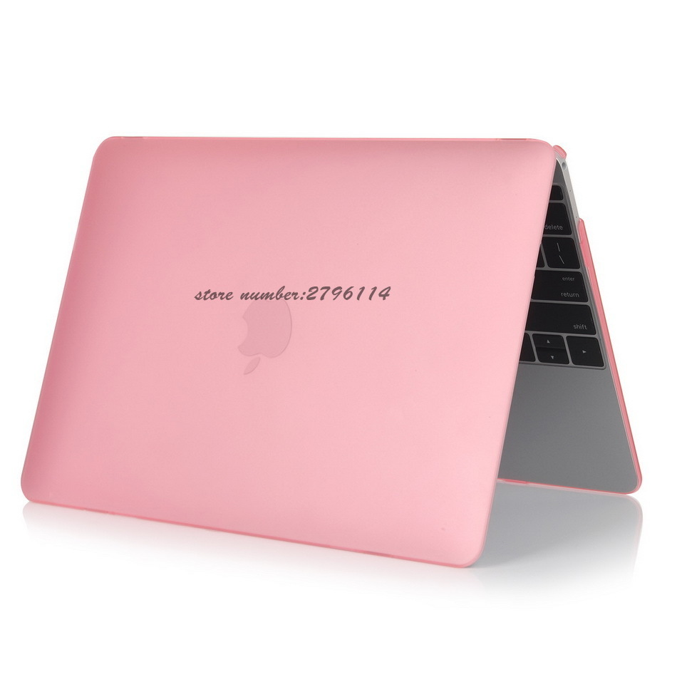 Frosted Surface Matte Hard Cover Case For Macbook Air 13 11 Pro 15 13 with Retina 15 13  ...
