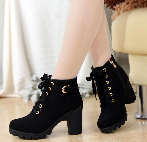 Popular Winter Fashion Boots Women-Buy Cheap Winter Fashion Boots ...