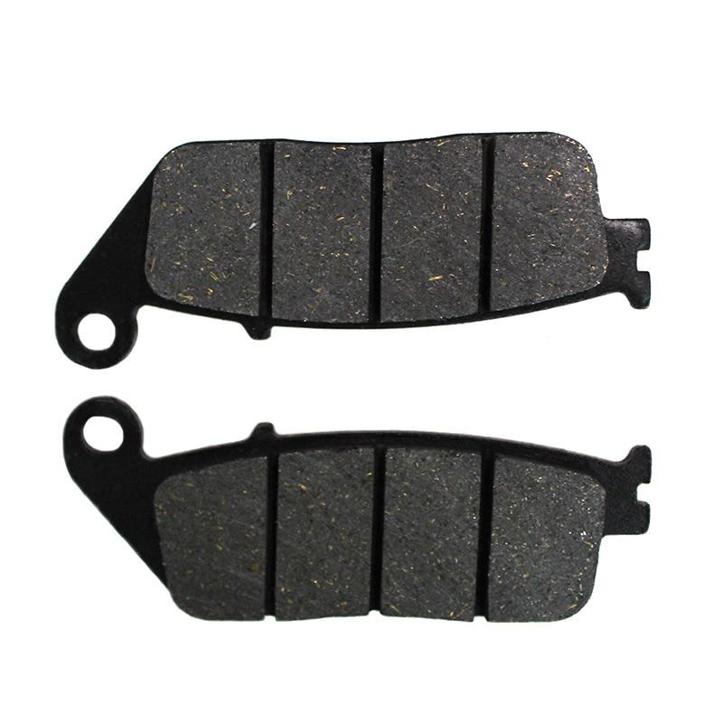 Front /& Rear Brake Pads for Honda XR400 M Supermotard 06-08