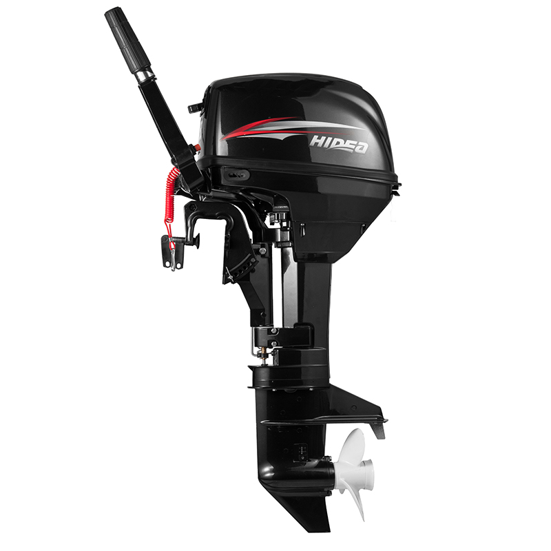 все цены на Hidea Boat Engine 2 Stroke 9.8HP Short Shaft Outboard Motor For Sale онлайн