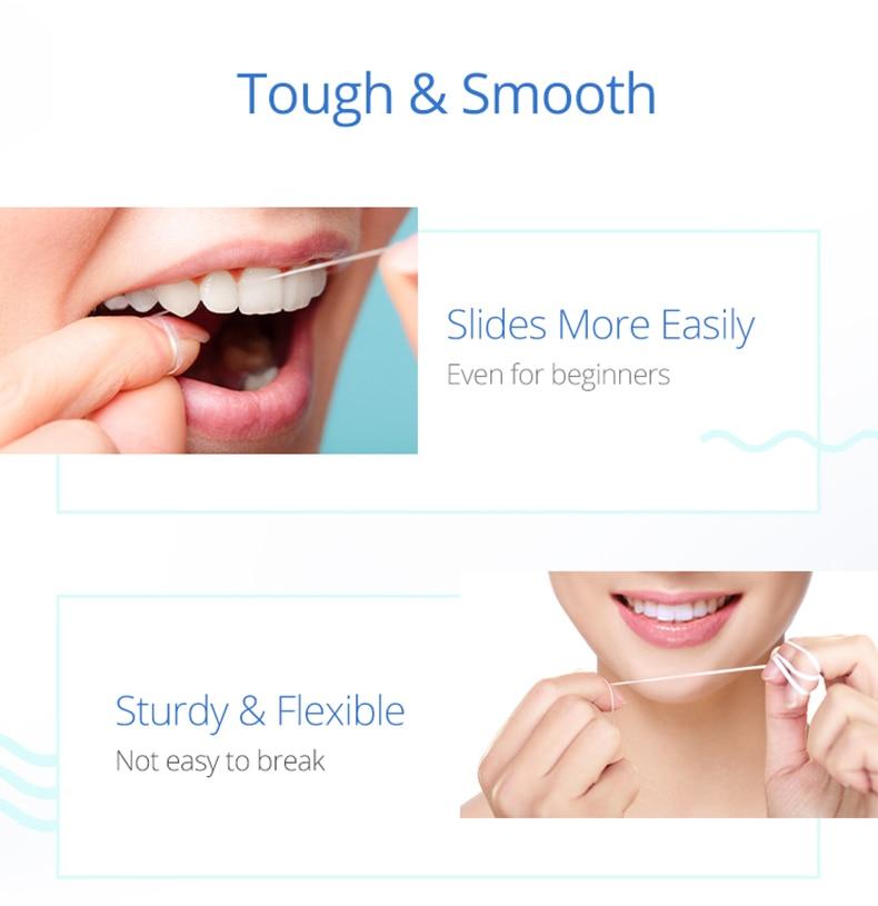 Fio dental elétrico