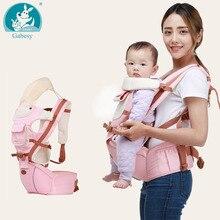 605400aa6453 Multifunción ergonómico bebé bolsa canguro portador 360 mochila portabebe  bebé Honda mochila abrigo del bebé chicco