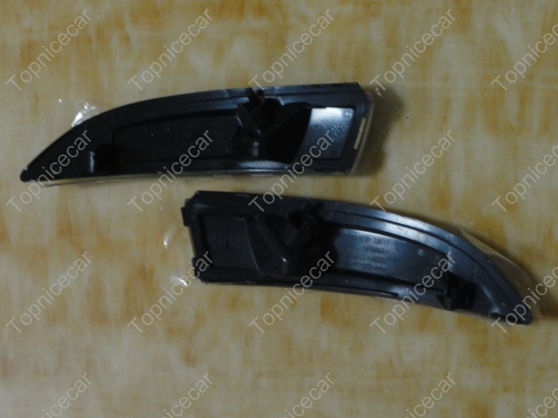 1Pair Боковые зеркала заднего вида - Автомобильные фары - Фотография 3