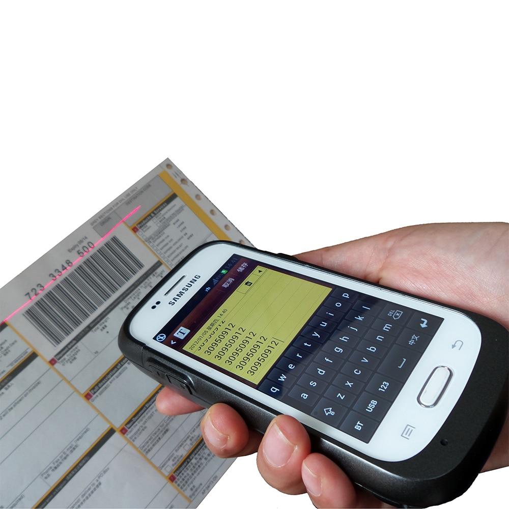Generalscan GS SL2100S75 1D Laser SP Power Adapter Android Enterprise Barcode Scanning Sled as Mobile Data Terminal guano apes saarbrücken