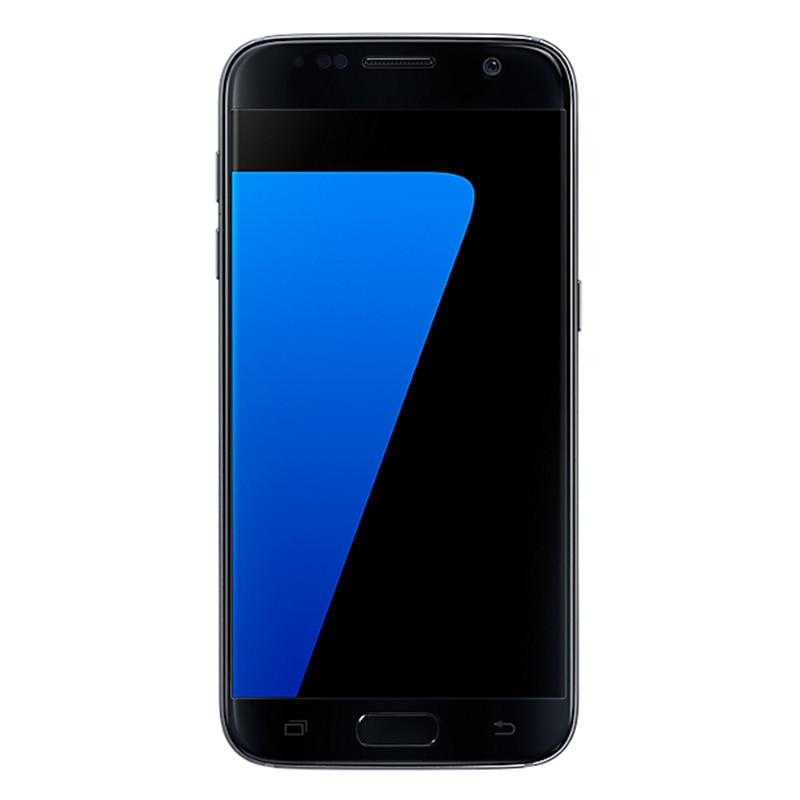 Unlocked  Samsung Galaxy S7 G930F Mobile Phone Quad Core 4GB RAM 32GB ROM Waterproof 4G LTE 5.1 Inch  NFC GPS 12MP