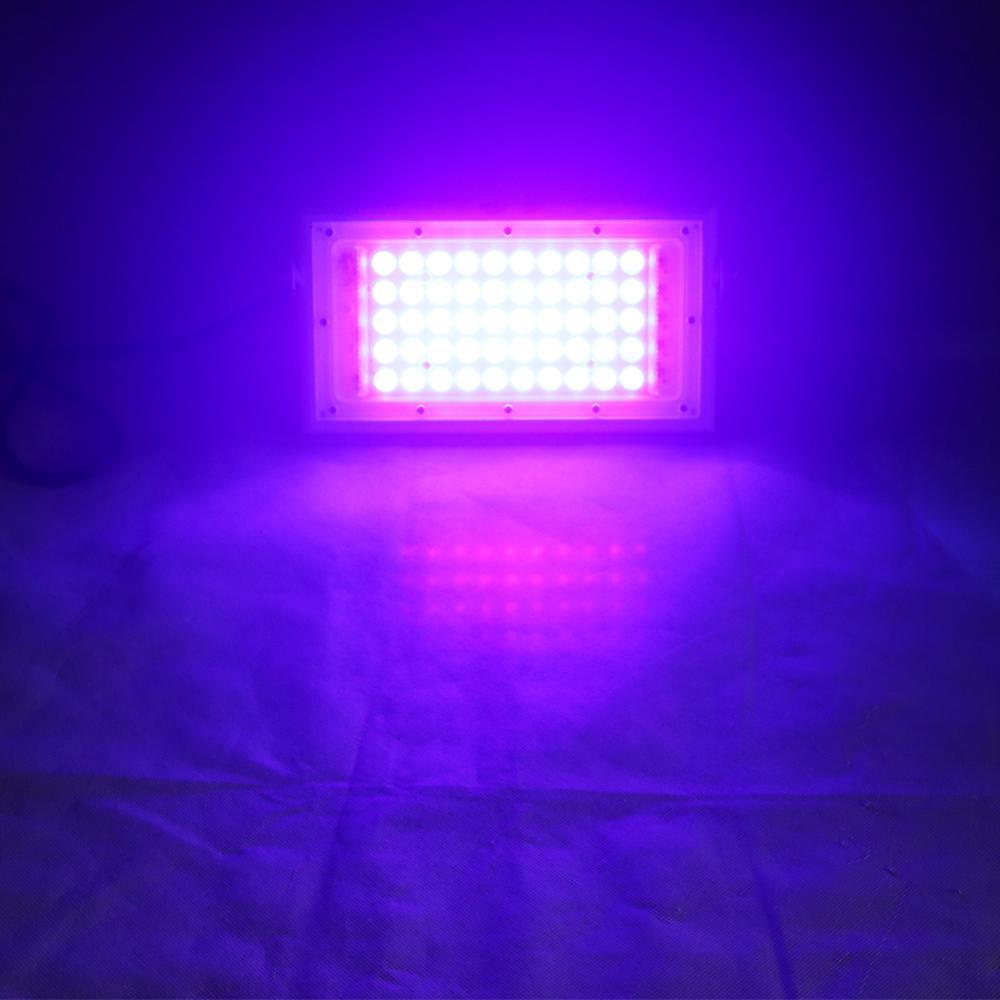SKD DOB Spotlight Led UV GEL Curing Lamp Light Board Printing Machine Ink Paint Silk Screen Printing Version Ultraviolet Cure