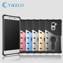 Yikelo для пусть v shell стенд держатель 360 градусов вращения броня гибридный тпу пк cover case for leeco max 2 pro le s3 x820 x620 x720 3
