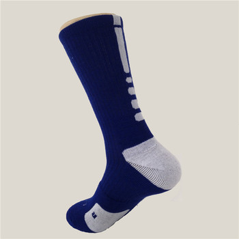 Επαγγελματικές Αθλητικές Μακριές Κάλτσες Βαμβακερές / Ανδρικές σε 7 Χρώματα