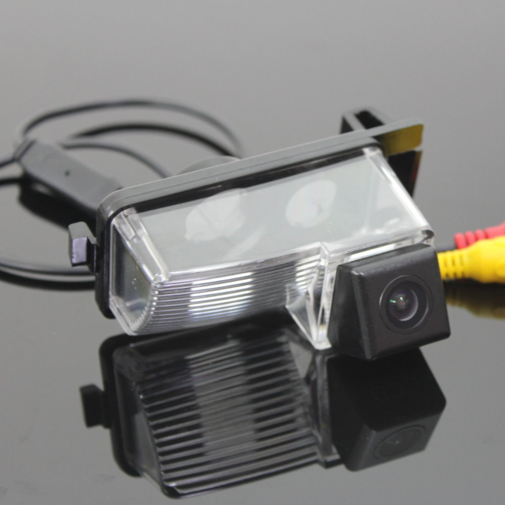 Liislee для Nissan Skyline/Infiniti G35 G37 камера заднего вида/CCD NTST PAL/светильник номерного знака