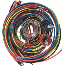 משלוח חינם 55 M/set 20 NO.1 11 סוגים ביחס של 2:1 מתכווץ בחום צינור מתכווץ סטי סט Tubings חום מתכווץ שרוול