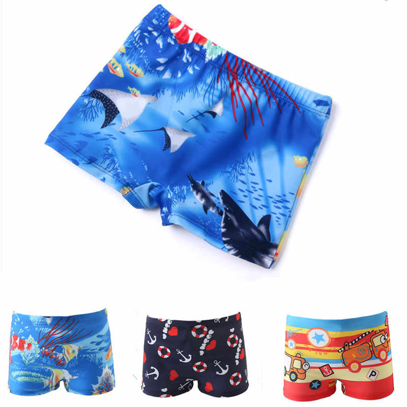 d28f957a8cce2 10style Baby Boys Swimming Trunks cartoon printed bathing trunks swimwear Toddler  boys swimming shorts pool short