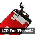 Lcd de repuesto para el iPhone 6 s pantalla LCD con pantalla táctil digitalizador asamblea frame completo 4.7 pulgadas de una pieza envío gratuito