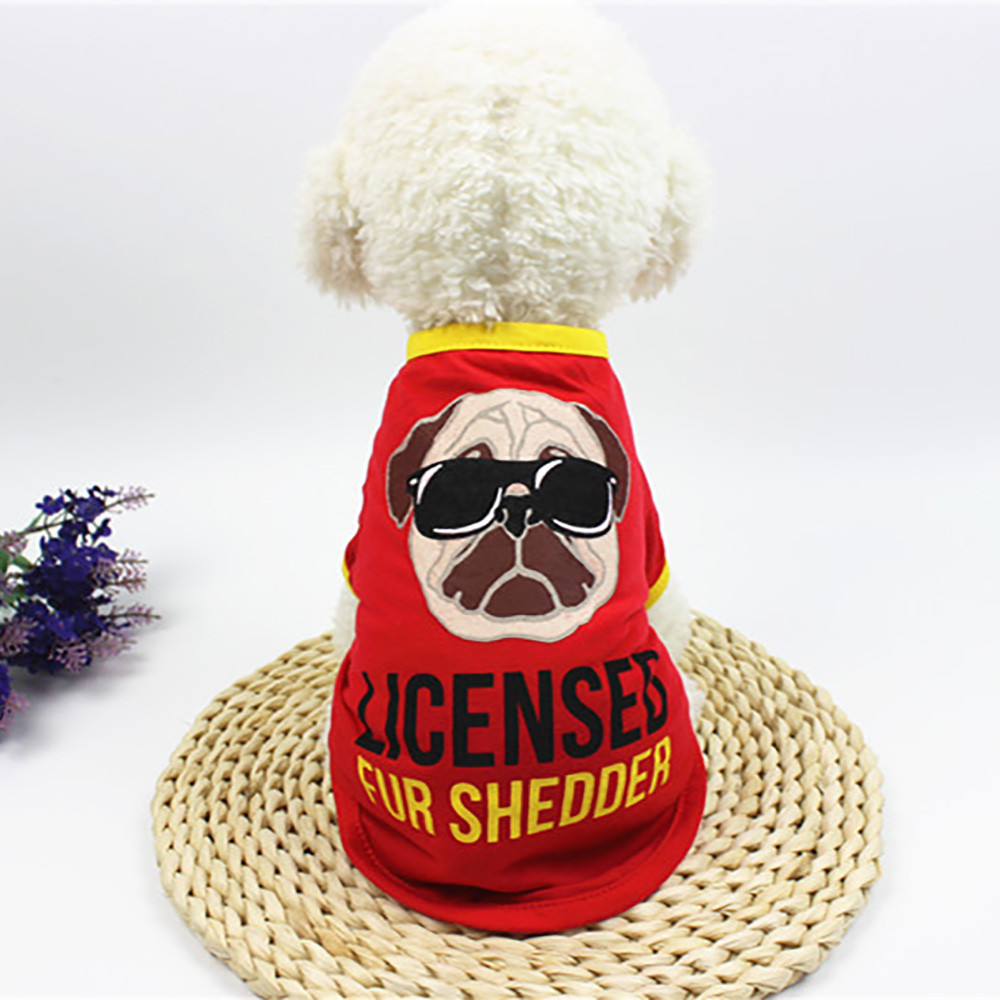 Small Dogs Costume Clothes For Little Dogs Overalls Dog Clothing Polyester T shirt Puppy Costume For Small Dog