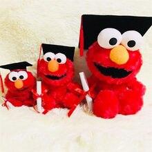 da2806820c 1 teile/los 10-30 cm Sesame street plüsch elmo cookie monster puppe muppets  frosch Kermit spielzeug Absolvierte von die puppe do.