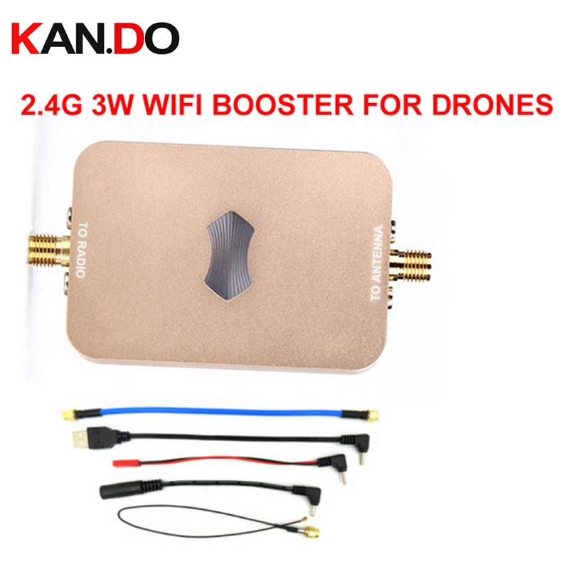FOR drone 2W 2.4G wifi booster/,802.11b/g booster model air plane use wifi repeater,Wireless Ultra Range repeaper for Wifi WLAN