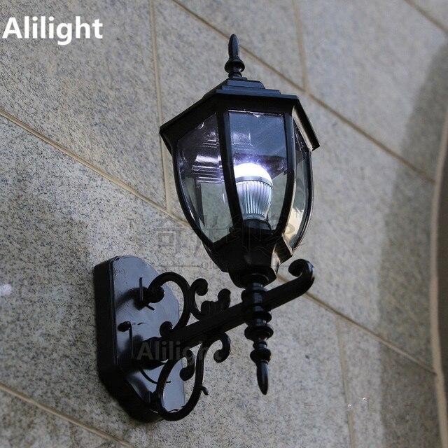 Externa Do Vintage Bronze Ilumina 231 227 O Porch Luzes Led