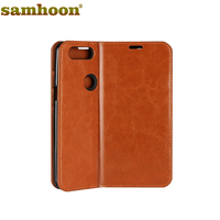 For Oneplus 5T Case Luxury Leather Case For OnePlus 5 A5000 Wallet Flip Cover For One