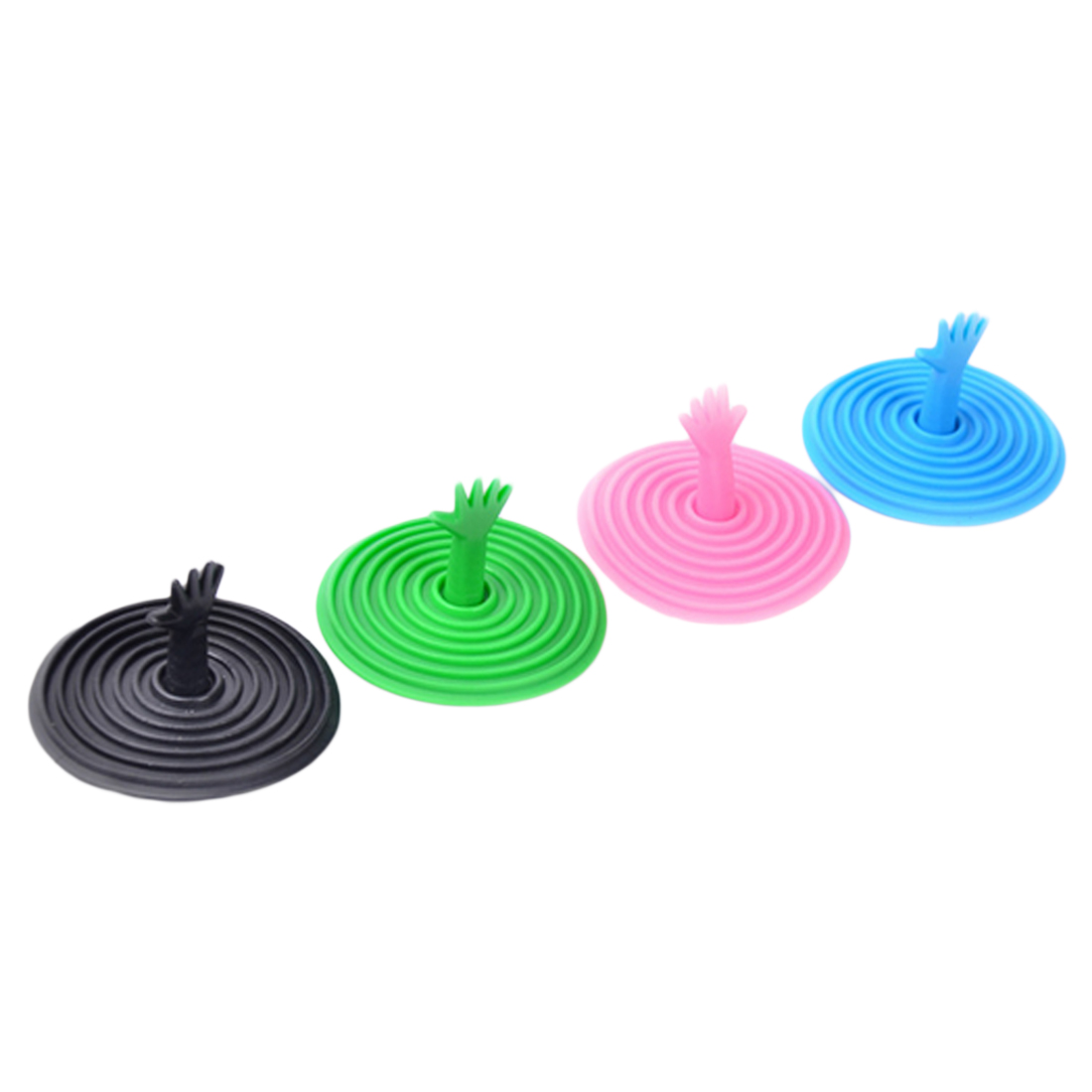 Hot!Sink Plug Creative Sink Hair Plug Water Plug Set Bathroom Accessories Kitchen Basin  ...