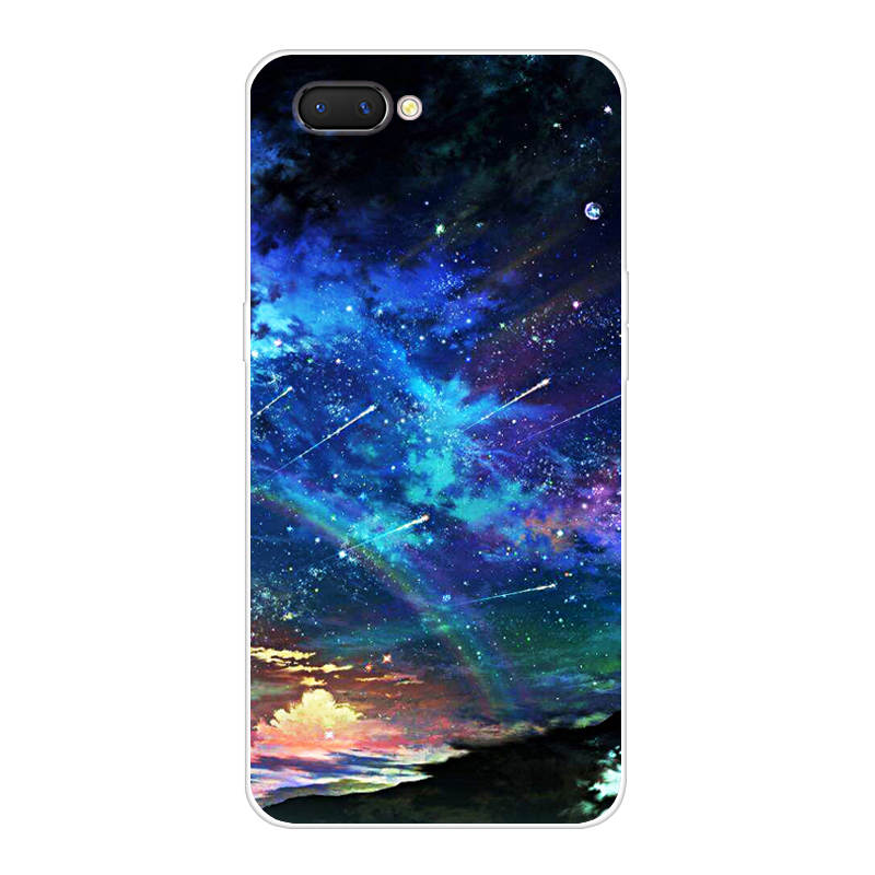 buy popular e1771 f28c8 Oppo AX5 Case Oppo AX5 Case Silicone Luxury Soft Tpu Painted Back Cover  Phone Case For Oppo AX5 A X5 A5 Oppoax5 Case 6.2 Inch