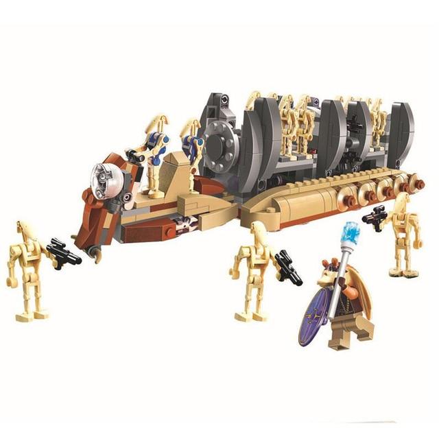 Legoings Star Wars Battle Droid Troop Carrier Block Set Compatible ...
