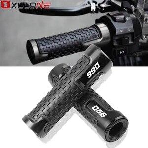 """Image 1 - 22 مللي متر مقود دراجة نارية جزء 7/8 """"الألومنيوم نك دراجة نارية المقود ل KTM 990 SM 990 SMR SMT 990 مغامرة 990 سوبر ديوك R"""