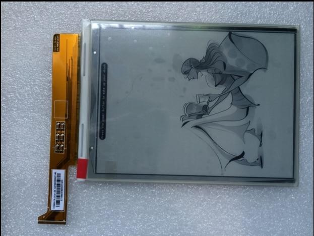 NEW ED060XC5 ebook reader screen 6 inch