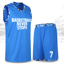 2016 Men's Basketball Set Custom Clothing Men Game Jersey/ Shirt Shorts Summer Basketball Clothes Training Team Suit Quick Dry