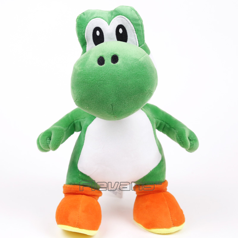 Super Mario Bros Yoshi Kawaii Plush Toy Soft Stuffed Animal Doll