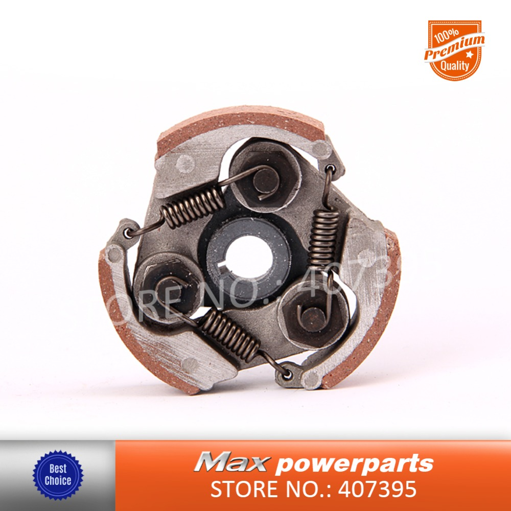Engine Alloy Clutch 43cc 47cc 49cc Two Stroke Mini Moto Motor Pocket Dirt Pit Bike ATV Quad Go Kart Buggy nb411 ignition coil for robin ec04 bg411 cg411 magneto stator 47cc 49cc 2t atv pocket dirt bike brushcutter ignitor module