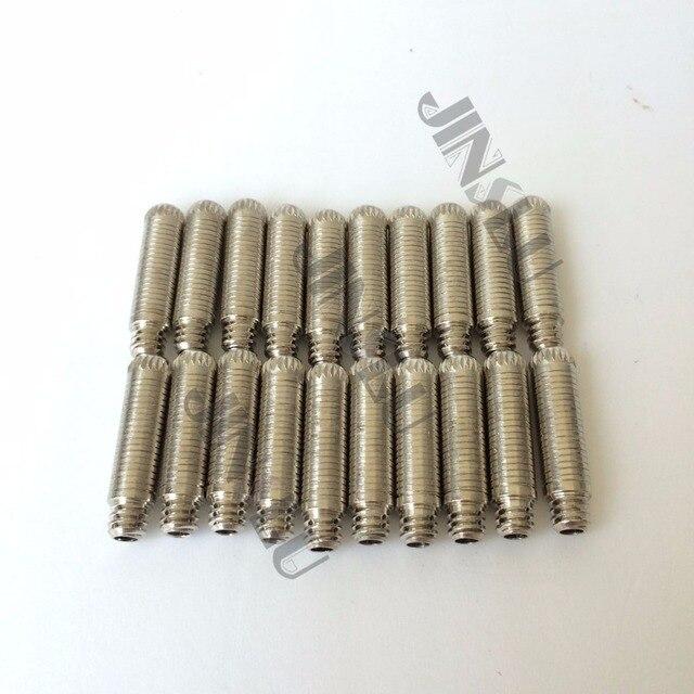 SG-51 Comsumables électrode 20 pièces pour Plasma Air coupe torche pièces de rechange