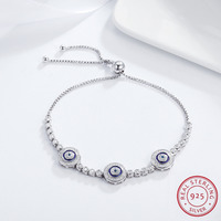 25.5CM Wholesale Bacelet with Elegance Authentic New S925 Sterling Silver Chains & Bracelet for Women Wedding Engagement Jewelry