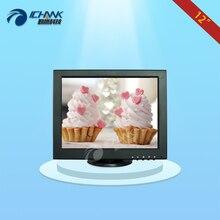 B120JNV-2/12 дюймов Monitor/12 дюймов Mini PC дисплей/1024×768 VGA положительный экран монитора/ pos машины, мука машина небольшой монитор;