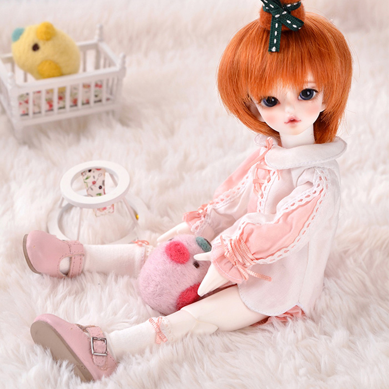 Oueneifs soom Happy & Lucky 1/6 bjd sd doll resin figures body model reborn baby girls boys dolls eyes High Quality toys uncle 1 3 1 4 1 6 doll accessories for bjd sd bjd eyelashes for doll 1 pair tx 03