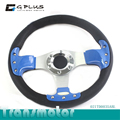 "12.5""/320mm Universal Racing Style Alloy Steering Wheel With Horn Button 0035A"