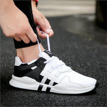 Hot 2019 spring Lightweight sneakers fashion Autumn famous brand Lace-up Style Shoes Comfortable Casual Style Men adult Footwear men sneakers 2019 spring krasovki lightweight fashion man shoes famous brand shoes comfortable casual men shoes adult footwear