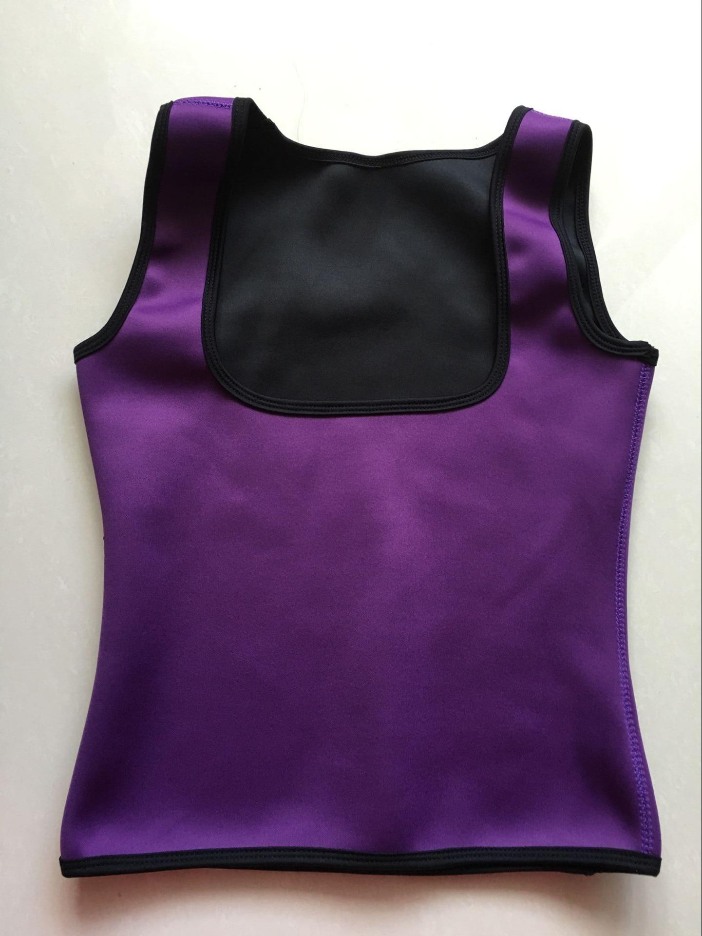 Women shapewear Push Up Vest Slimming Belt Waist Trainer Tummy Belly Girdle Slimming Weight Loss Waist Trainer Face Lift 5