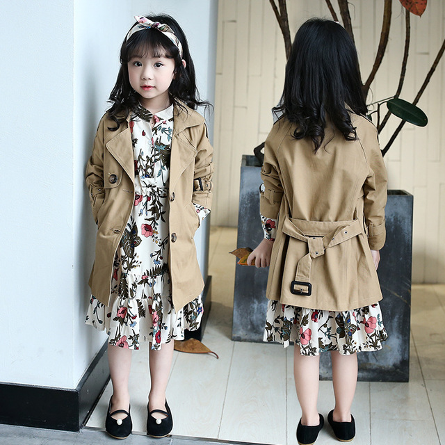 587d28af2 Girls Autumn Jacket Coats 2019 Children Outwear Clothing Sequins ...
