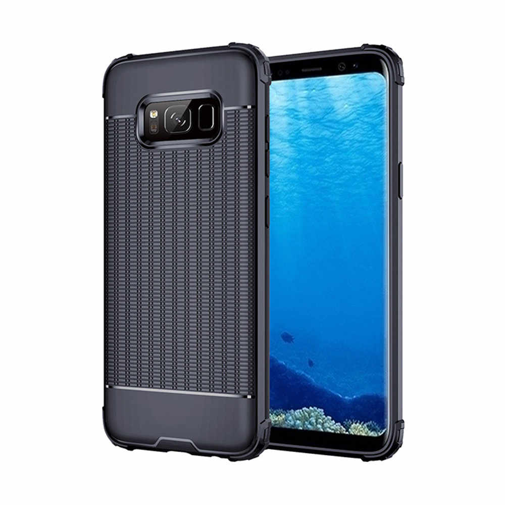 For Samsung Galaxy S7 S8 S9 S10 note8 9 A6 A7 A8 case Soft Silicone TPU Back Cover on for Samsung J2 J3 J4 J5 J6 J7 2018 coque