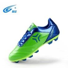 Zapatos de fútbol hombres Soft calzado clásico zapatillas al aire libre  transpirable entrenadores hierba hombre deportes 5e661f17ddc91