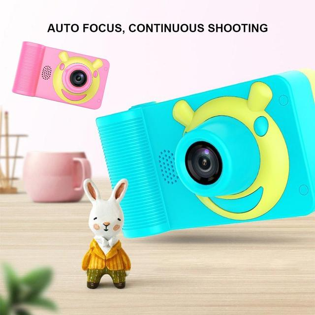Mini 2.0 Inch HD Monitor Child 1080P Digital Camera Kid Digital Video Children Camera Birthday Toy Gift 4