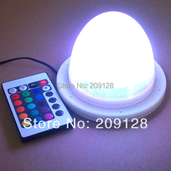 lithium Battery powered 16colours change  led light base inside PE plastic furniture to bright VC-L117 led rechargeable colours change mood cube light garden gift for bar or club vc a400