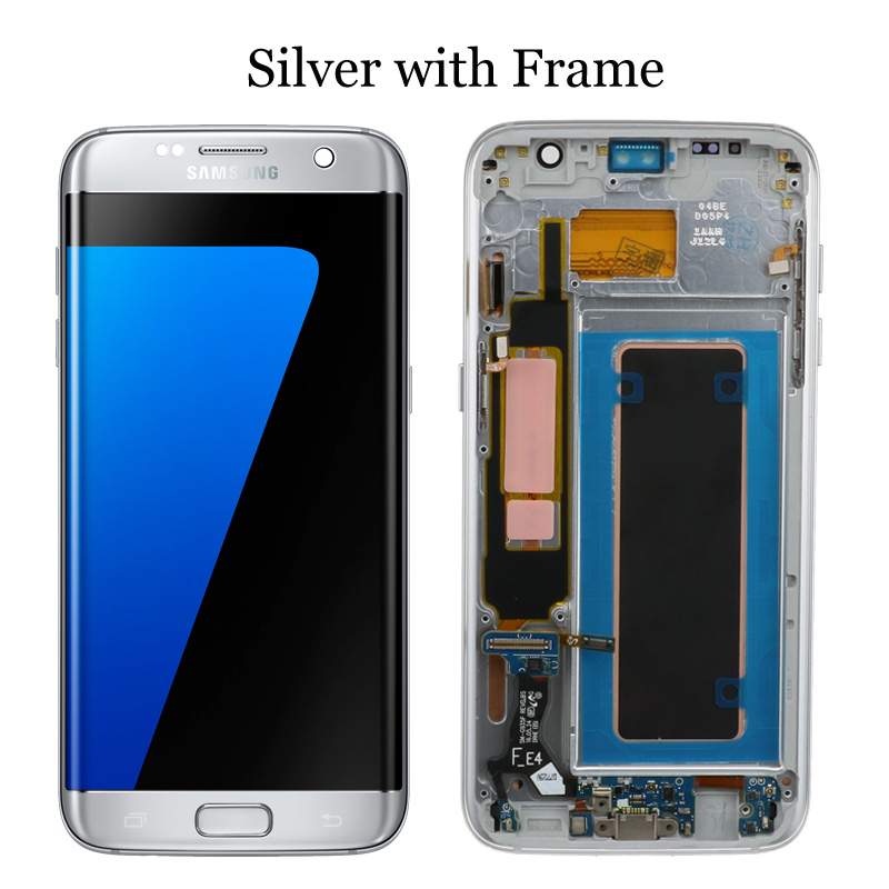 Silver with Frame