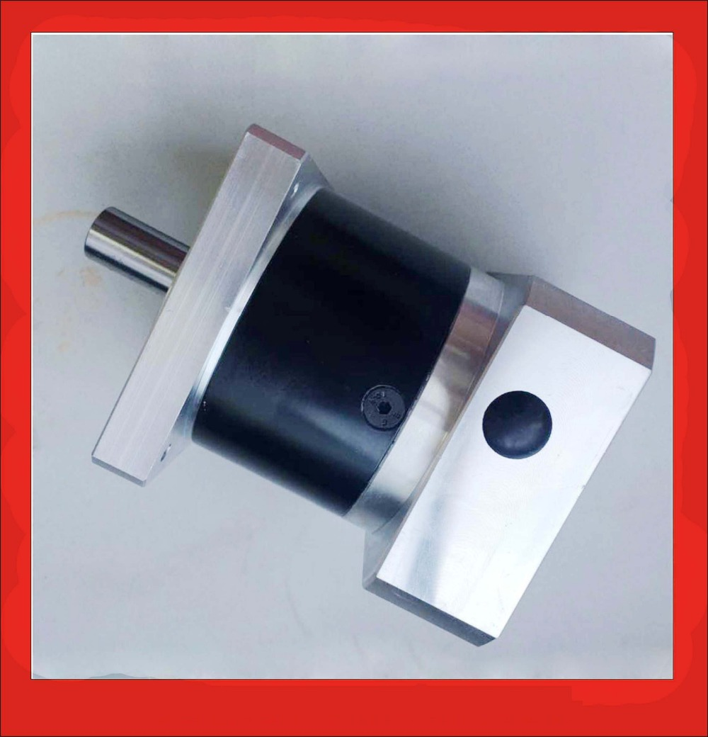 100:1 NEMA 34 Planet Reducer Stepper Motor Planetary Gearbox Precision Version Max 160N.m (22222oz-in) toothed belt drive motorized stepper motor precision guide rail manufacturer guideway