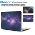 New Fashion Stars Ultra Slim case for Apple Macbook 12 inch laptop bag for Macbook Retina 12 hard case