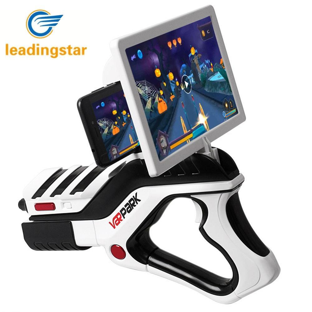LeadingStar Magische AR Game Gun mit Bluetooth Anschluss Telefon für Video Spiel ZK30