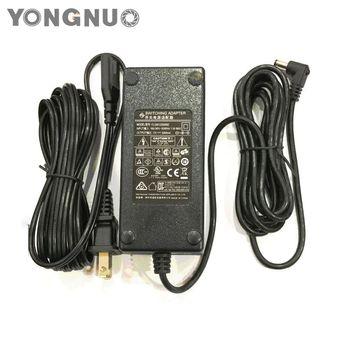 Fosoto Yongnuo AC DC адаптер питания для Yongnuo Yn608 Yn308 Фото Видео кольцо свет лампы >> fosoto Store