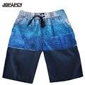 Hombres pantalones Cortos de Playa Marca de Secado Rápido de Los Hombres Cortos Pantalones Cortos Plus Tamaño 4XL Sunga Boardshort Bermudas Masculina C0066